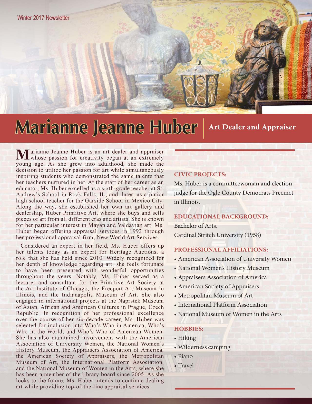 Huber, Marianne